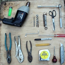 Suggested Tools