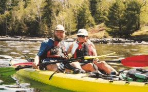 Founders of TopKayaker.net