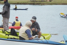 Kayak Symposia & Demo Days are a big help.