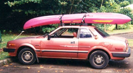 Who Uses Foam Blocks For Transporting Their Kayak